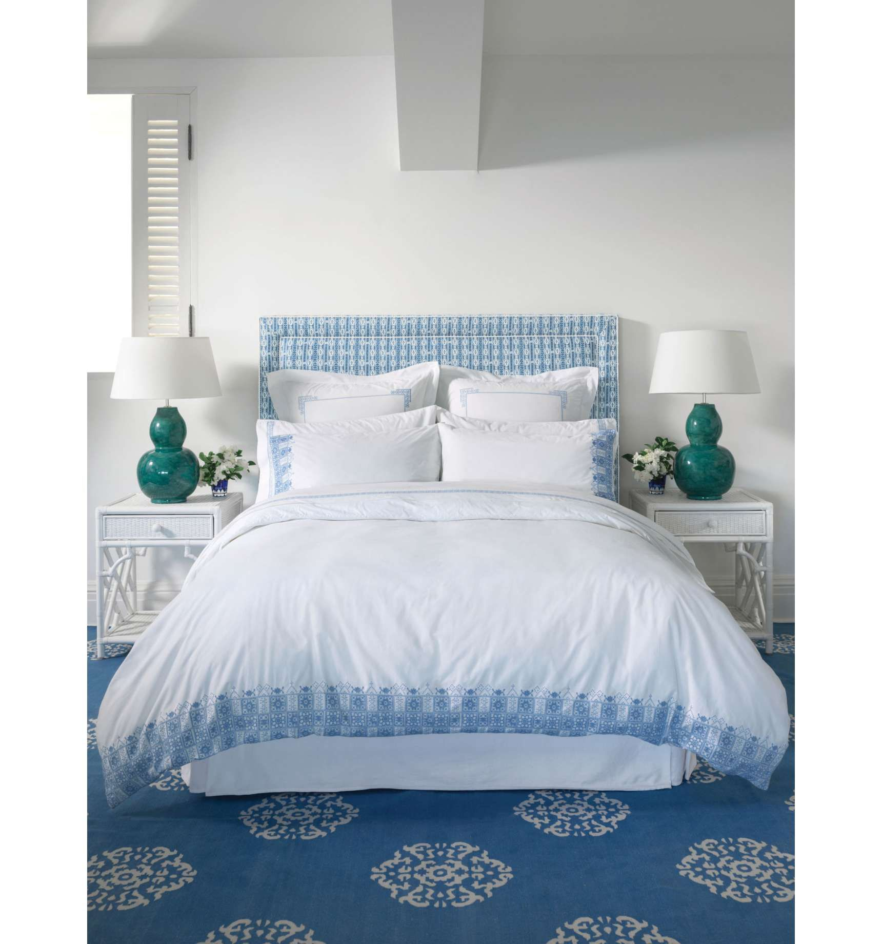 Amalfi QB QUILT COVER SET | David Jones | For the bedroom ... : quilt cover sets david jones - Adamdwight.com