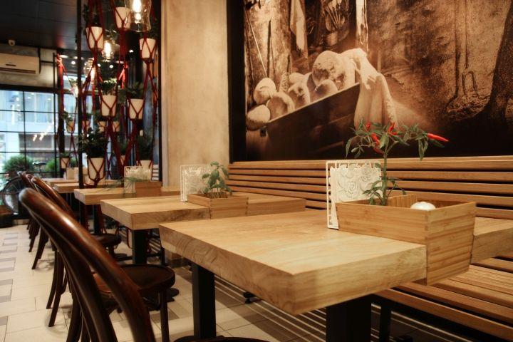 Kao Nekad Restaurant U0026 Bakery By Slavica Djokovic, Novi Sad U2013 Serbia »  Retail Design