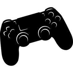 Playstation Kersttrui.Resultado De Imagem Para Silhouette Playstation Controller Cricut