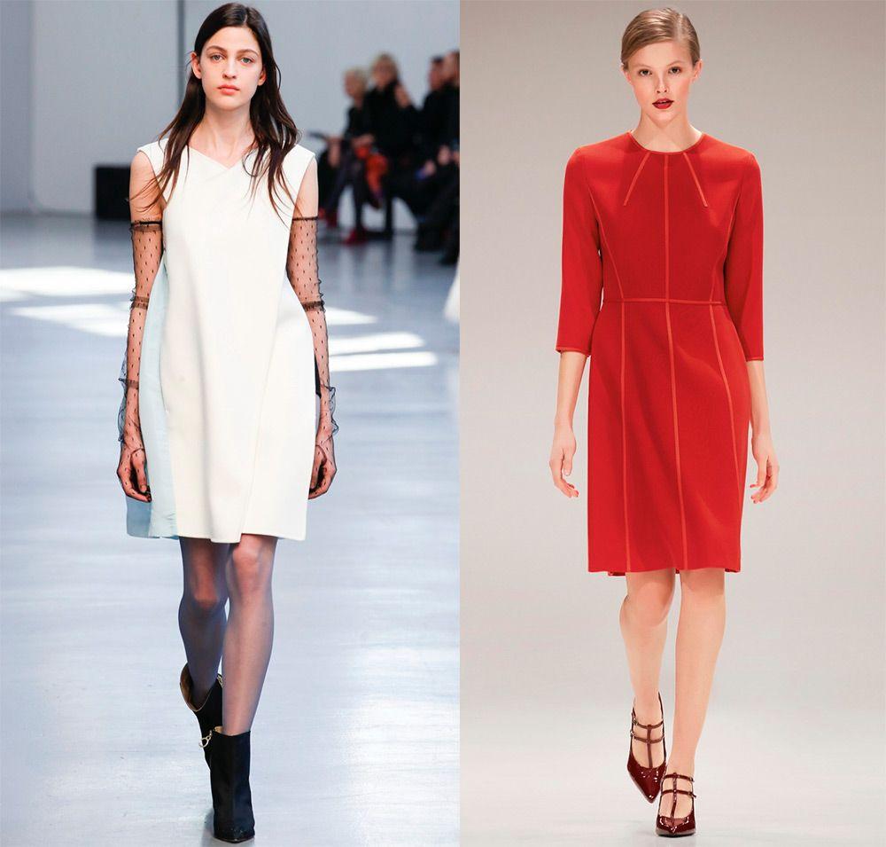 Выкройка модного платья на весну-лето фото 202