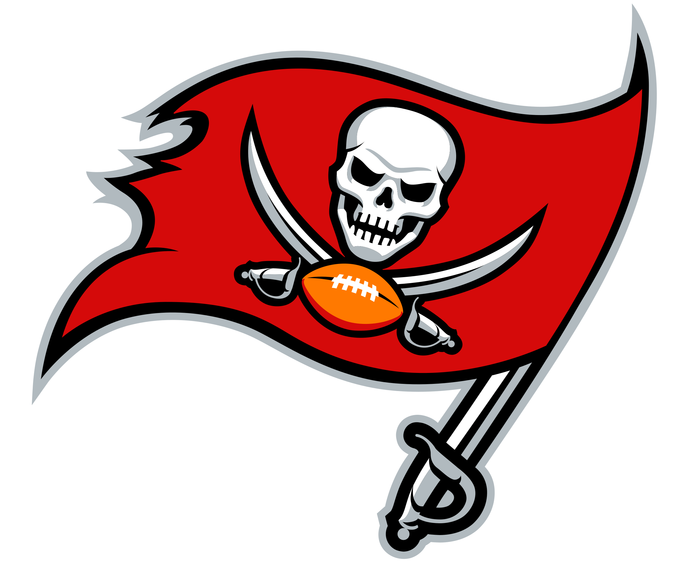 Image result for tampa bay buccaneers logo