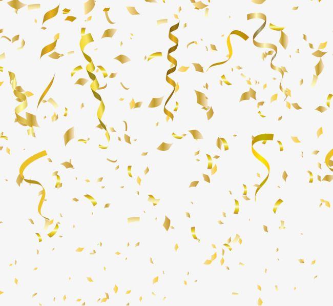Falling Glitter Wallpaper Vector Pintado Golden Fireworks Flotando Confeti Cracker
