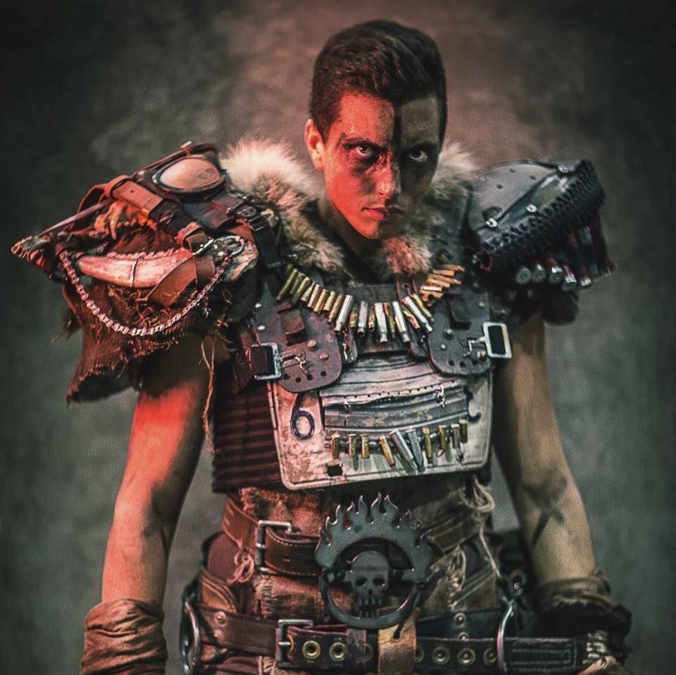 Evan Ohl - Fallout-inspired California Raider Cosplay | raider