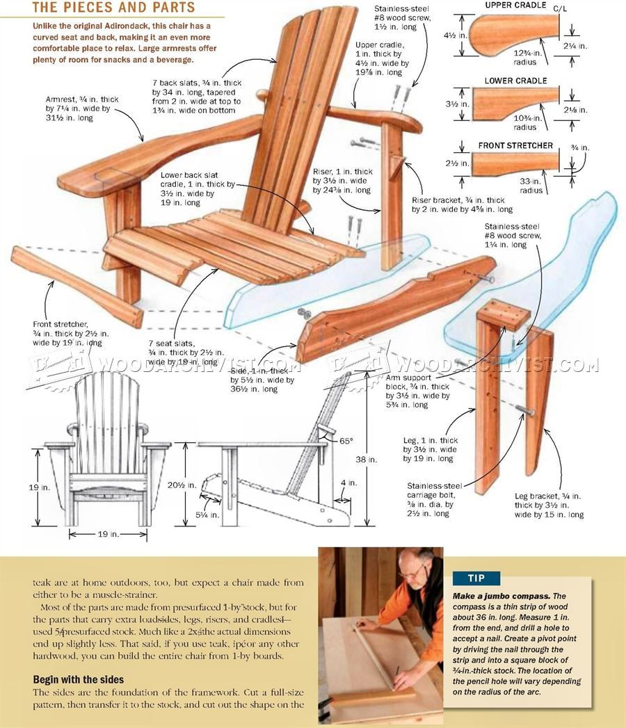 Outstanding Diy Adirondack Chair Outdoor Furniture Plans Woodworking Machost Co Dining Chair Design Ideas Machostcouk