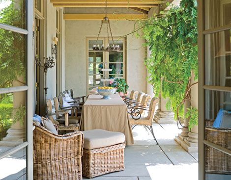 nice... | porches, patios & pergolas | Pinterest | House, Al aire ...