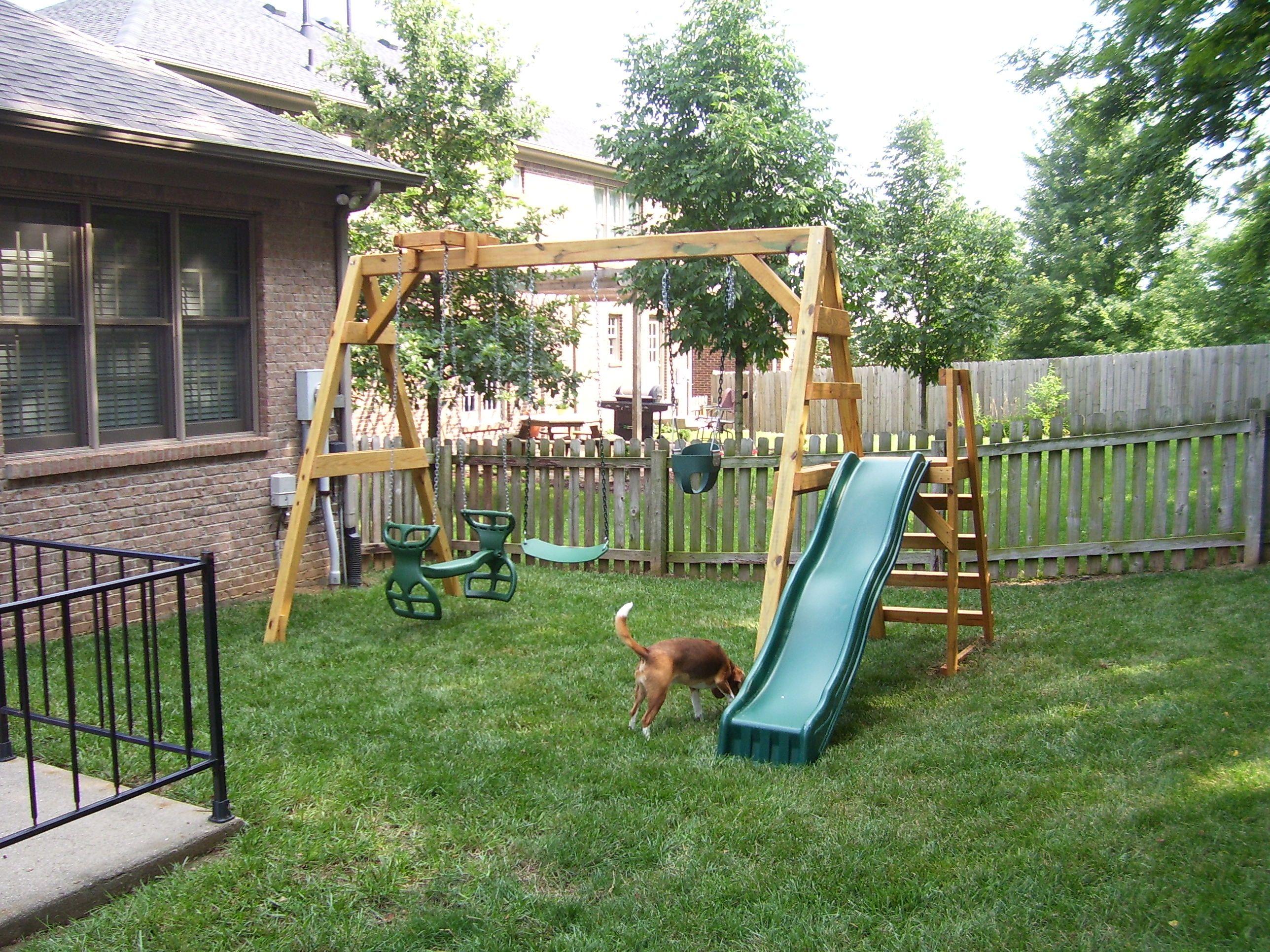 back yard playsets frame playset series back yard pinterest