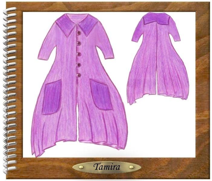 Designer Schnitte Lagenlook Mantel Tamira Gr.unten | Kleidung, die ...