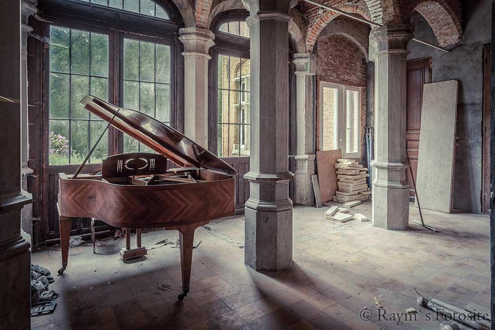 Chateau Mie,Kasteel,verlaten,België,urbex,vleugel,abandoned,lost place,urban…
