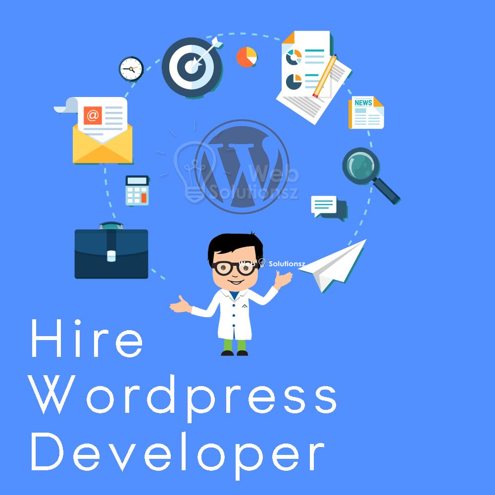 Wordpress Developer For Hiring To Best Wordpress Site Websolutionsz Com Ecommerce Website Development Web Development Design Web Design