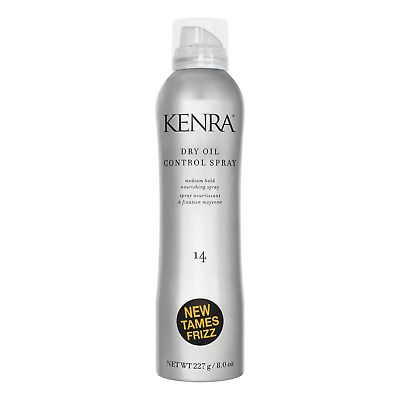 (Ad) Kenra Dry Oil Control Spray #14 - Medium Hold - 8 oz.