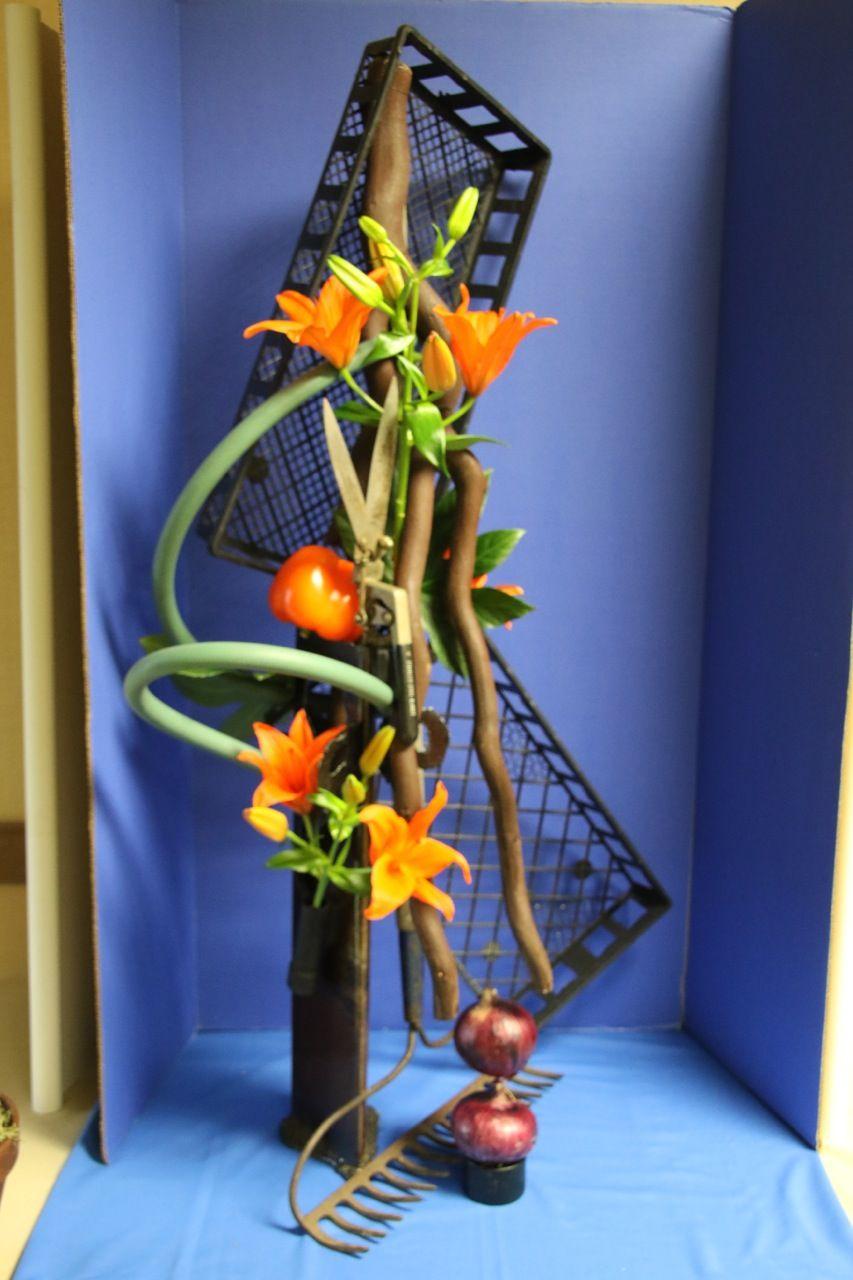 Flower Show Floral Designs