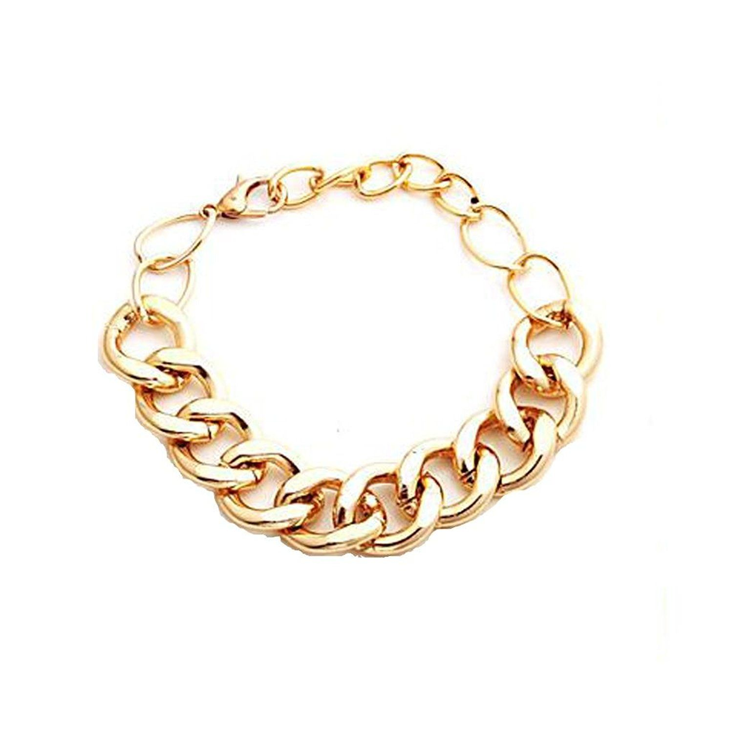 bracelet steel paved gold rose terse store anklet bracelets plated crystal chain product charm stainless ankle cool link