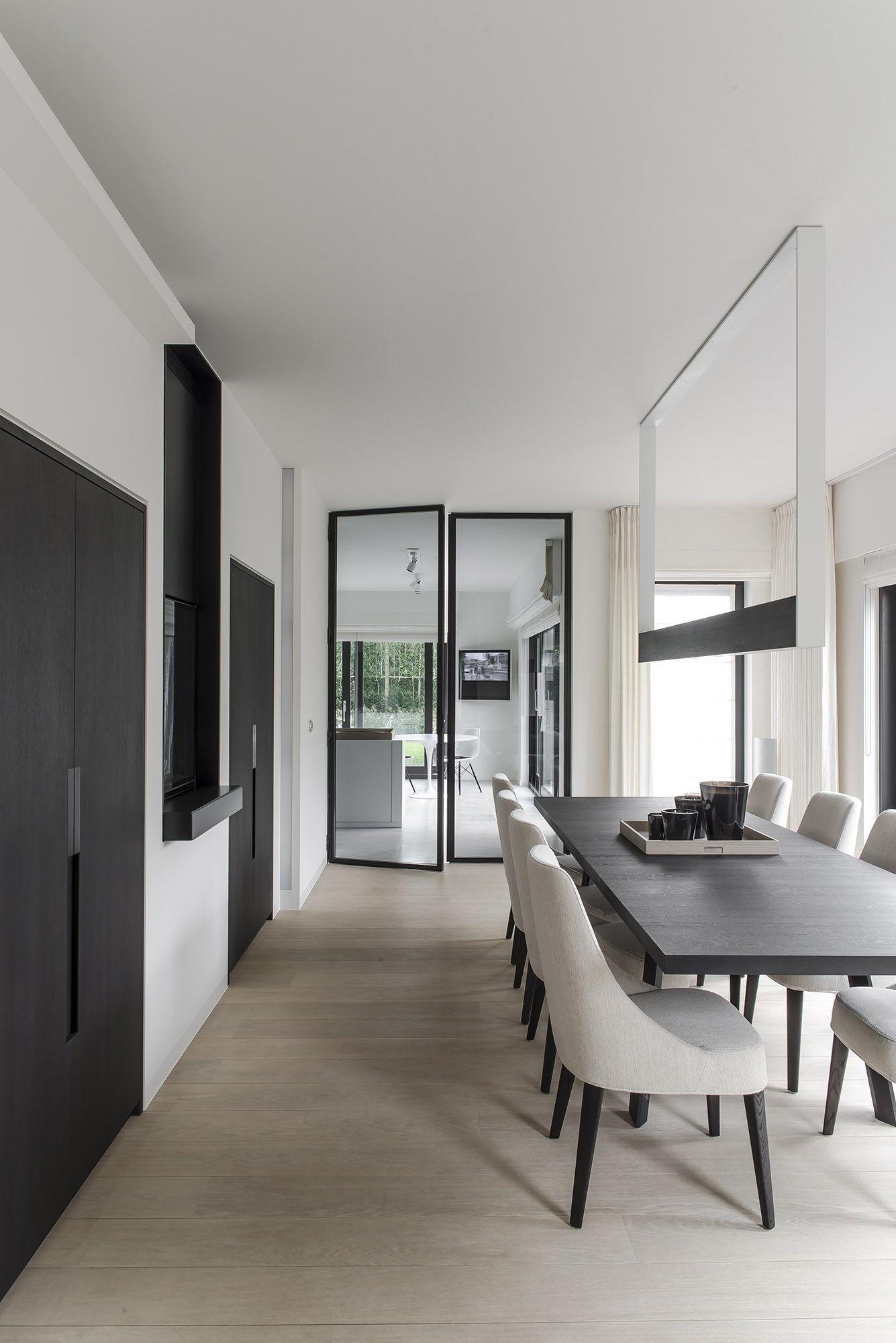 Woning H Knokke Interieur Huis Ideeen
