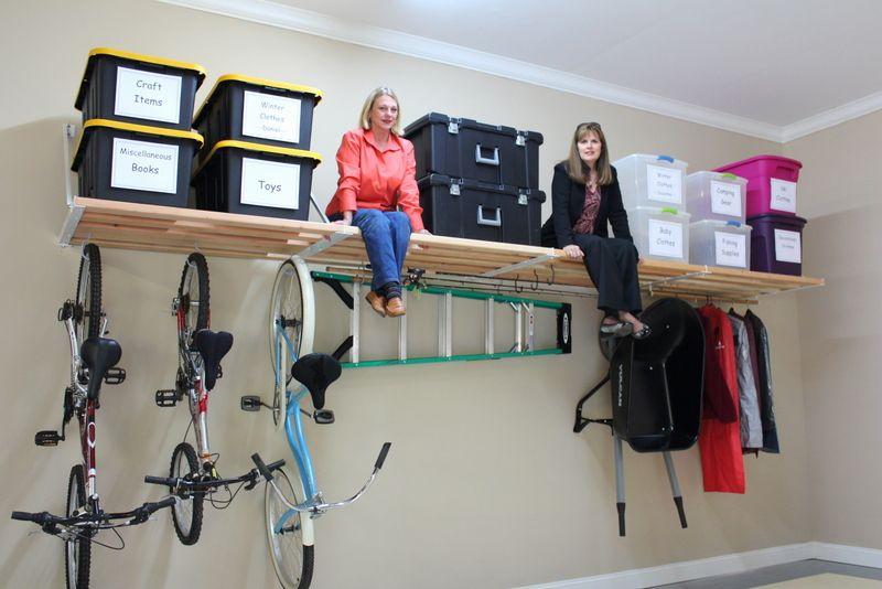 Garage Storage Shelving Kits by Rhino Shelf & Garage Storage Shelving Kits by Rhino Shelf | Garage | Pinterest ...