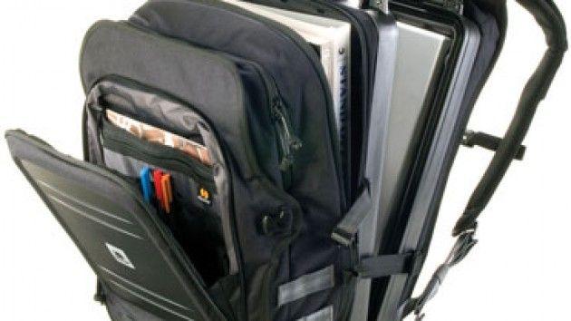 Black Pelican U100 Urban Elite Laptop Backpack