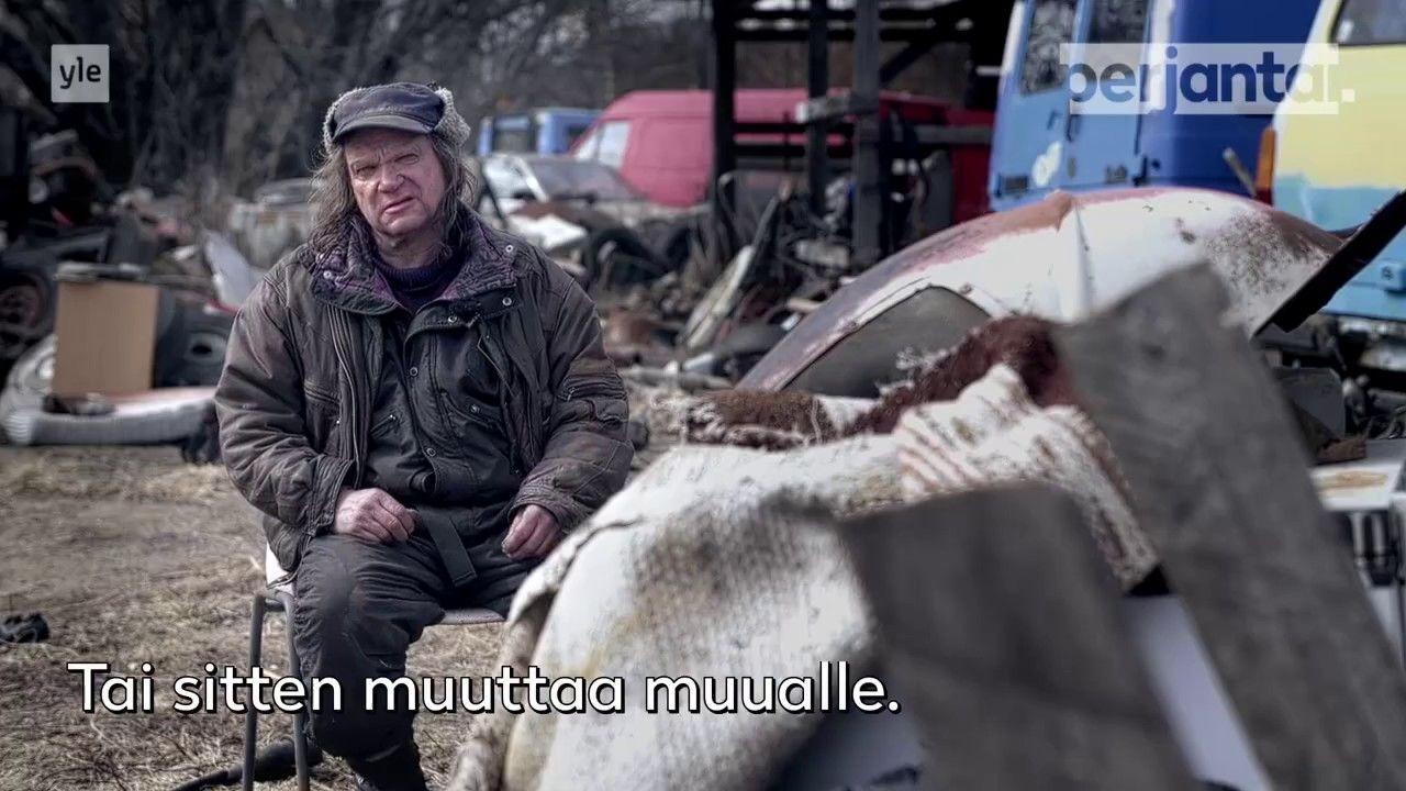 Markus kuvailee Suomen kesää