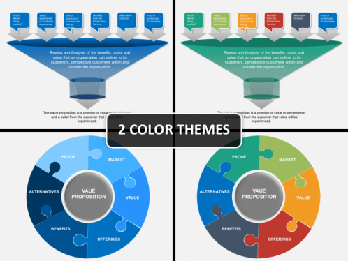 Value Proposition Presentation Template  Powerpoint Templates