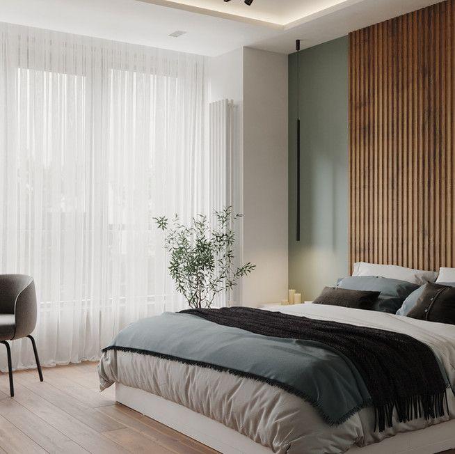 KVITKA   Minimalistic apartment interior   BeSense studio