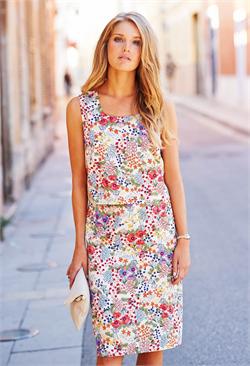 2c6667dd9fe 2016 Spring Summer Adini Marino Dress in Folly from  www.melburygallery.co.uk/shop/adini/ #Adini xx