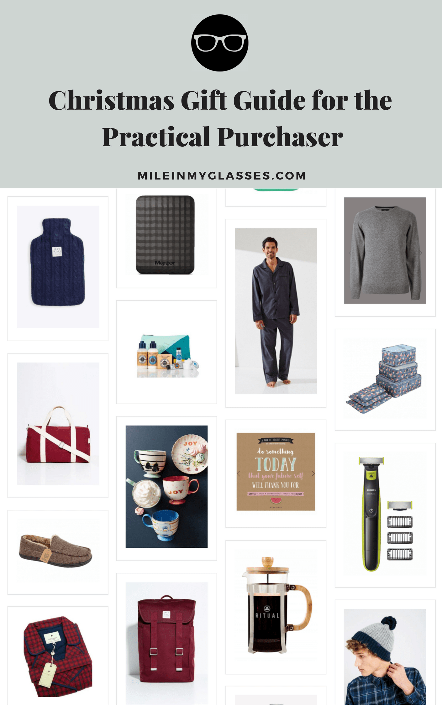 Gift Guide for the Practical Purchaser | **Lifestyle Bloggers Group ...