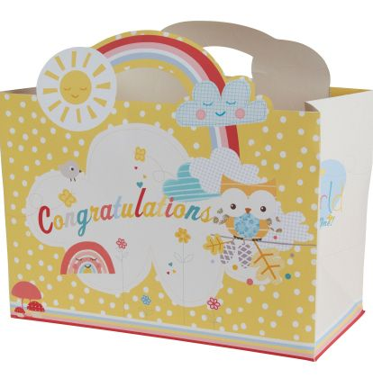 Tiny Wonderland Baby Extra Large Gift Bag-Hallmark Cards UK  sc 1 st  Pinterest & Shop | BABY? | Baby gifts Large gift bags New baby gifts