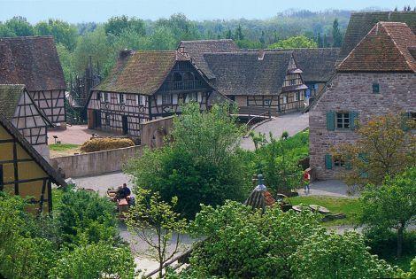 Ecomusee D Alsace Ungersheim Horaires D Ouverture Taifs Visite Avis Les Regions De France Alsace Vosges Alsace