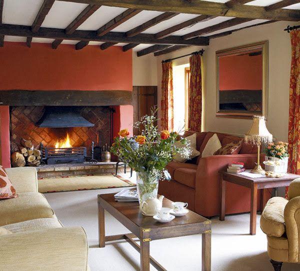 Interiores con techos de madera by - Techos de madera interiores ...