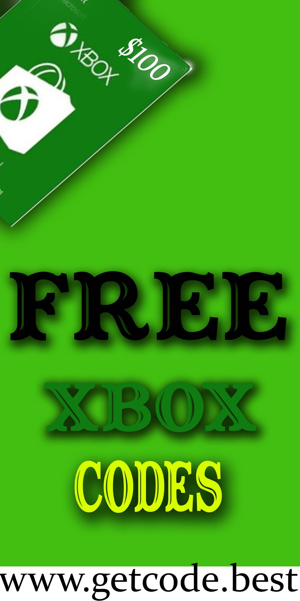 Xbox Live Codes Free Not Used