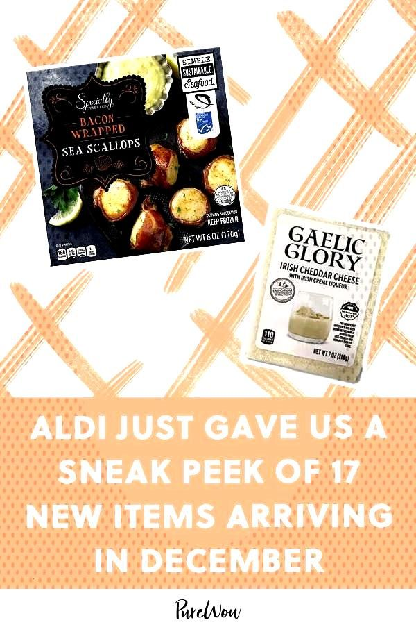 Aldi Just Gave Us a Sneak Peek of 17 New Items Arriving in December store