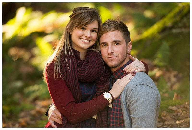 Engagement Pictures Poses Classic and shows the ring