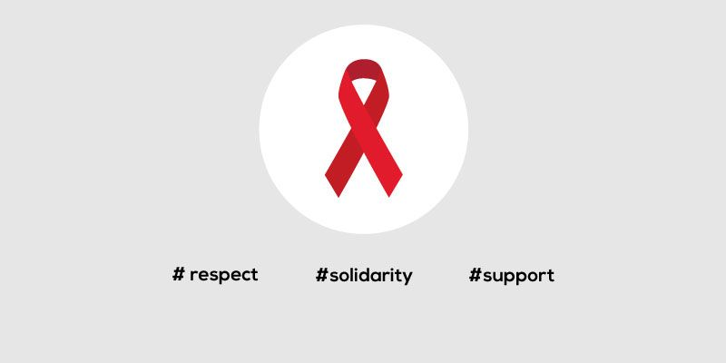 For more #respect #solidarity #support .  #WorldAidsDay