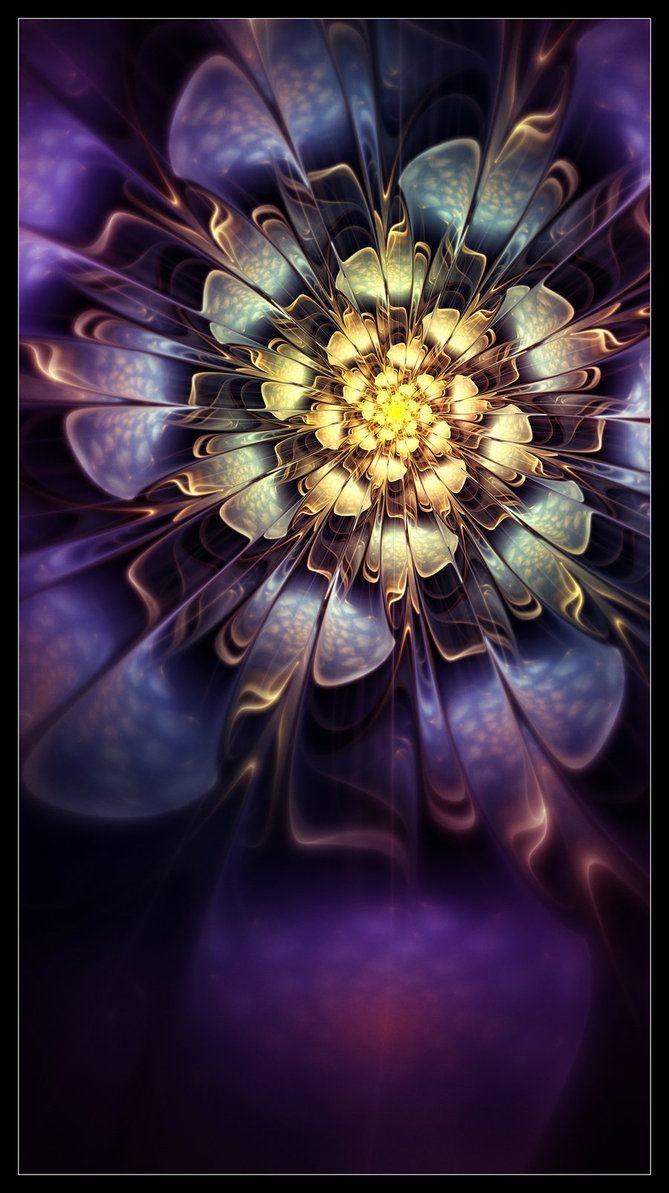 Renaissance by lindelokse digital art fractal art raw renaissance fractal flower by lindelokse chiara biancheri baditri Gallery