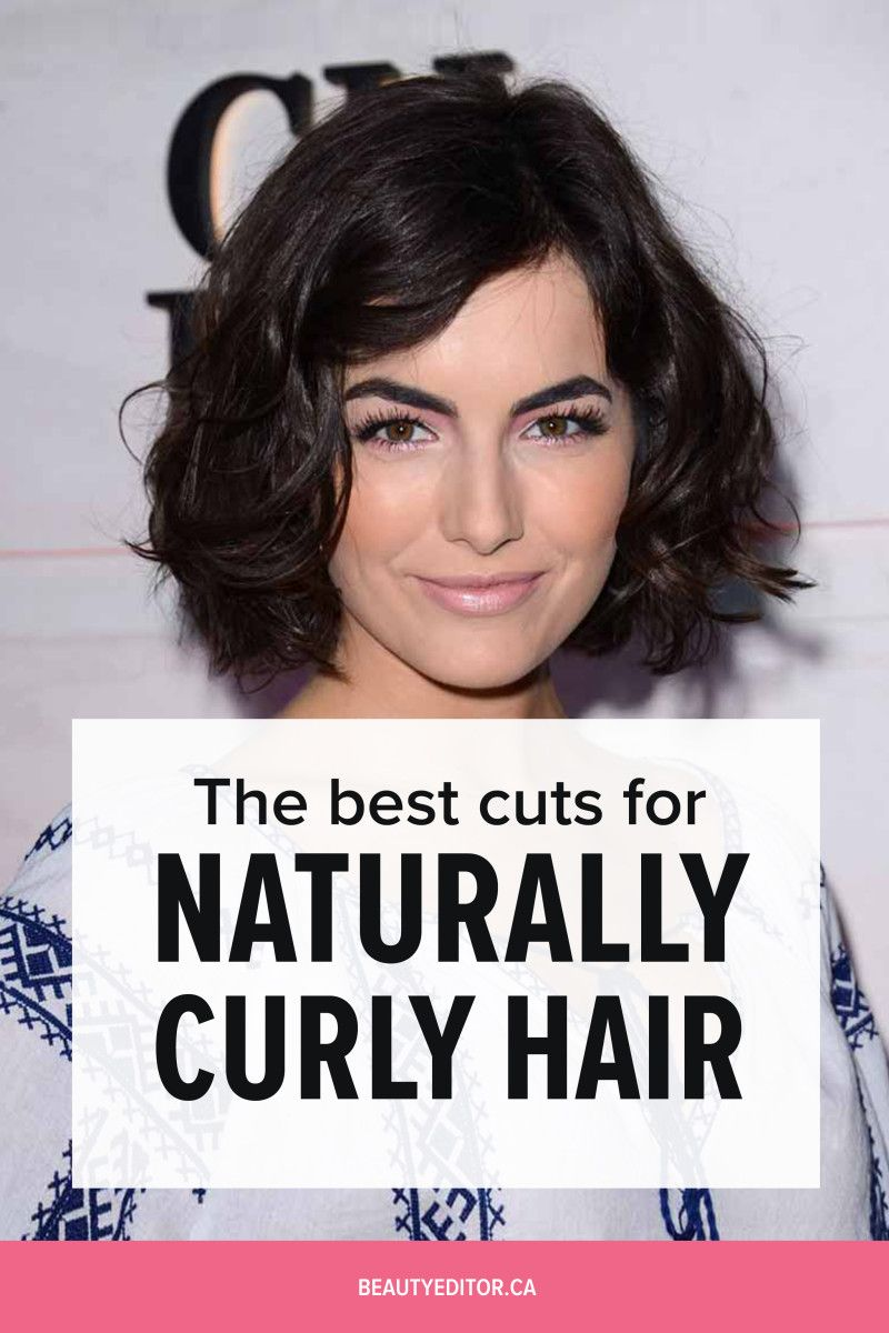The Best Cuts for Fine Naturally Curly Hair Naturally curly hair