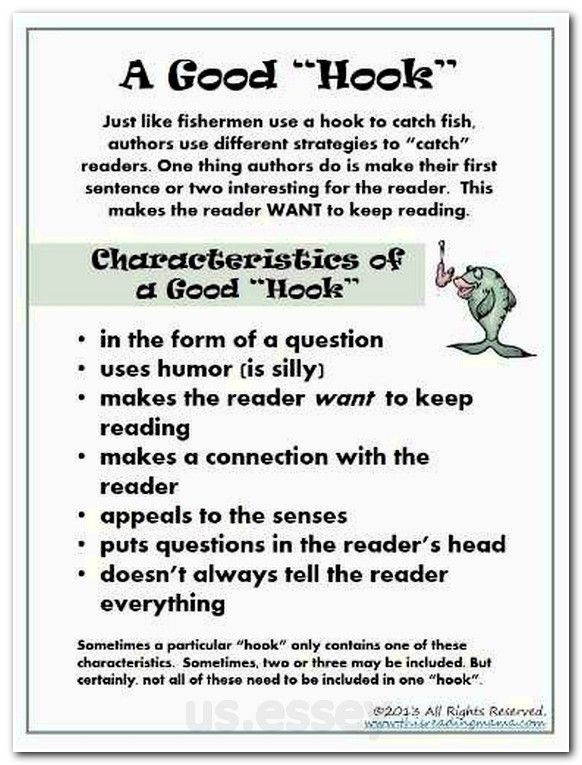 how to make a good hook