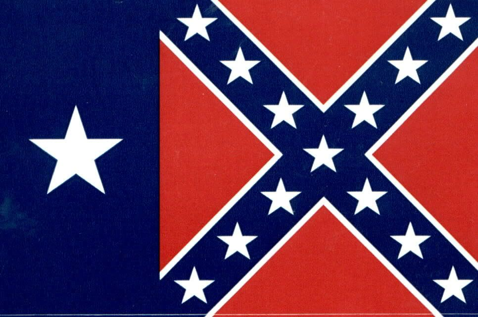 This Was The Texas State Flag During The Civil War Flags Pinterest Civil Wars Texas And Flags