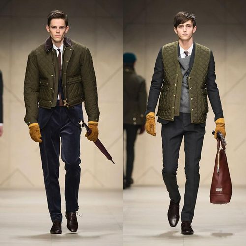 The use of military influence in fashion has been seen in Burberry, Jason Wu, and many other current collections. This is similar to the military influence in fashion that was seen in 1916 after WWI for both men and women. 2/8/16
