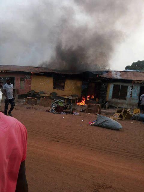 Graphic 50 Feared Dead As Gunmen Storm Zaki Biam Community