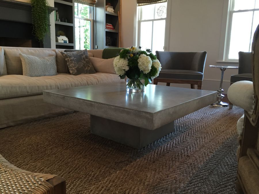 Concrete Coffee Tables You Can Buy Or Build Yourself Part 65