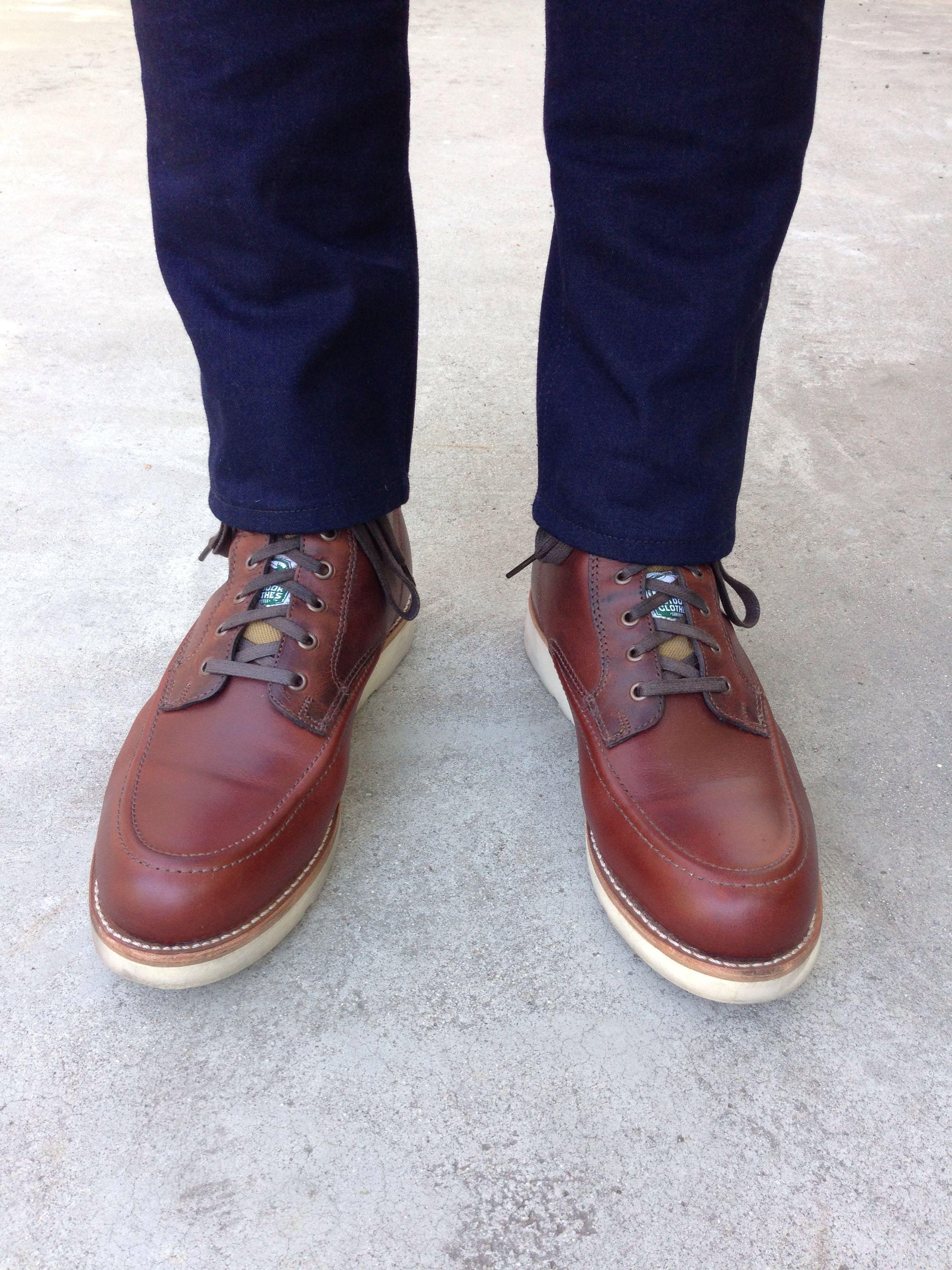 37c5017bf4b wolverine 1000 mile emerson filson boots menswear mensstyle ...