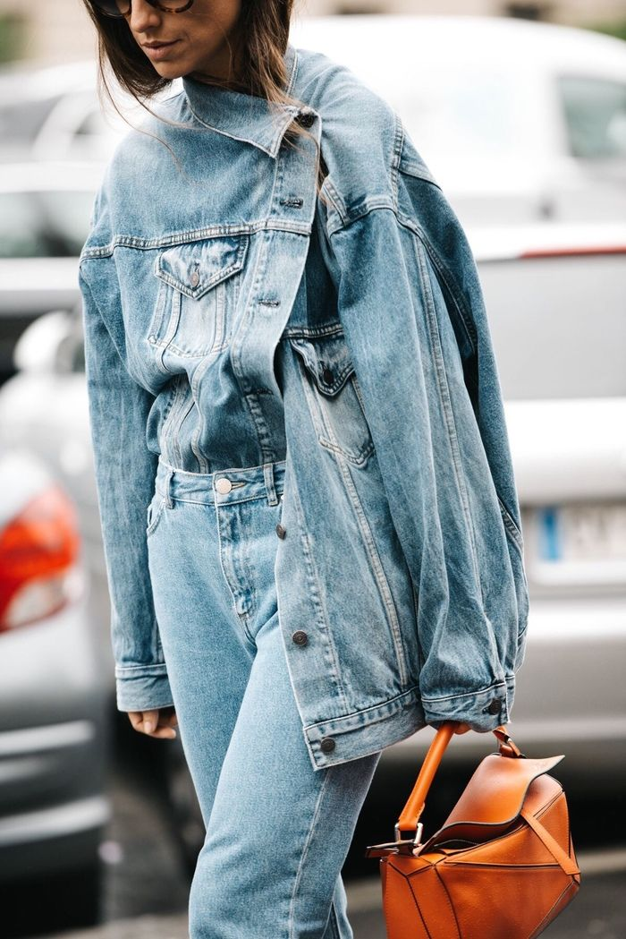 DENIM AND GREENS – TheyAllHateUs