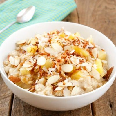 Hawaiian Oatmeal