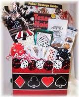 gambling gift basket