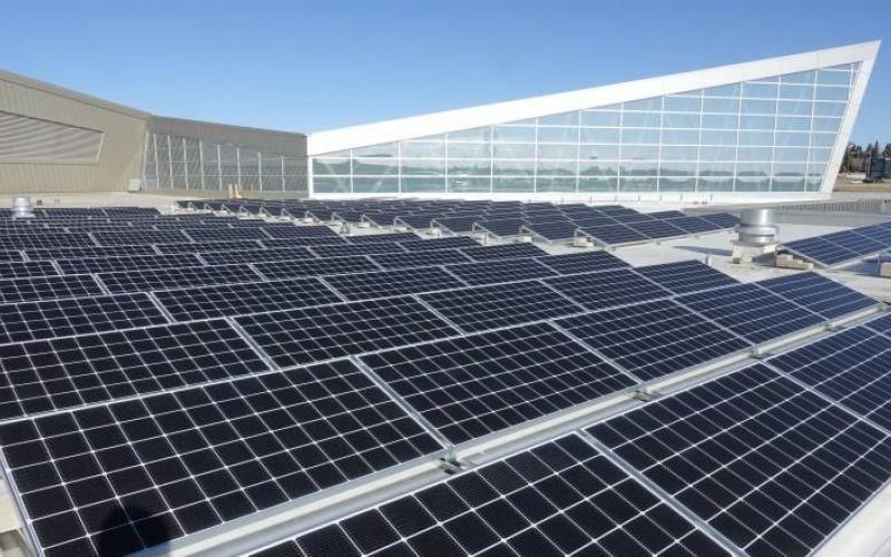 Solar Museum Calgary Alberta Canada Solar Solar Pv Solar Pv Systems