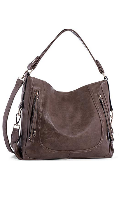 fde49d3c5 Handbags for Women,UTAKE Women's Shoulder Bags PU Leather Hobo Handbags  Top-Handle Purse