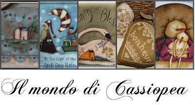 Il mondo di Cassiopea