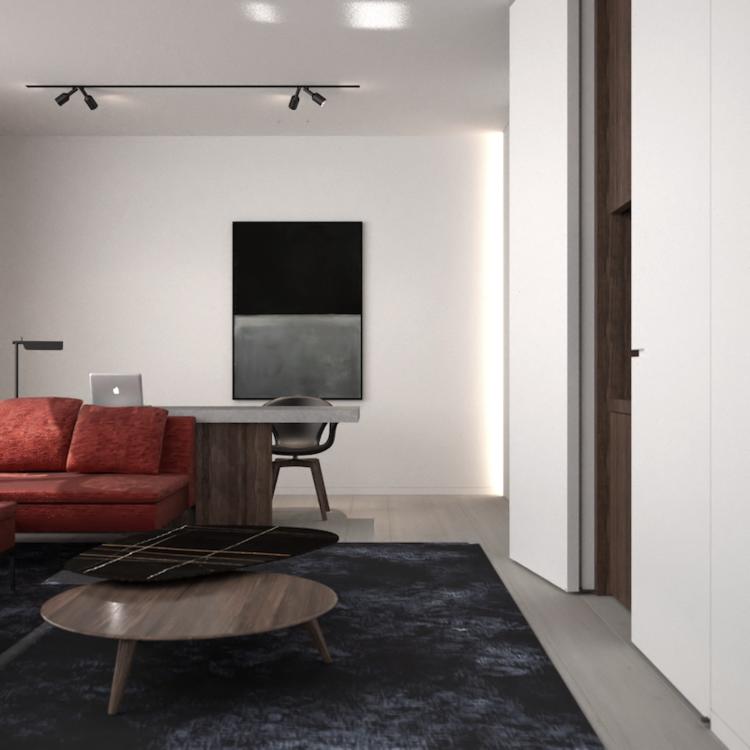 Fl apartment be vichte 2015 d coration pinterest for Interieur maddens