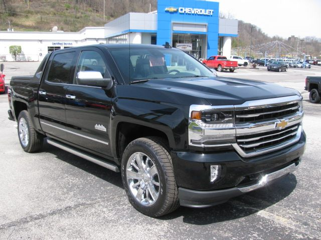 2017 Chevy Silverado Double Cab High Country High Desert Package