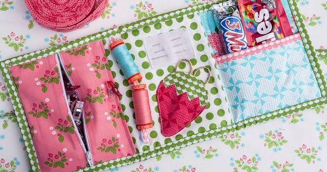 Vanessa del blog Lella Boutique  nos obsequia con un completísimo post donde nos da todos los detalles para confeccionar un pequeño y básic...