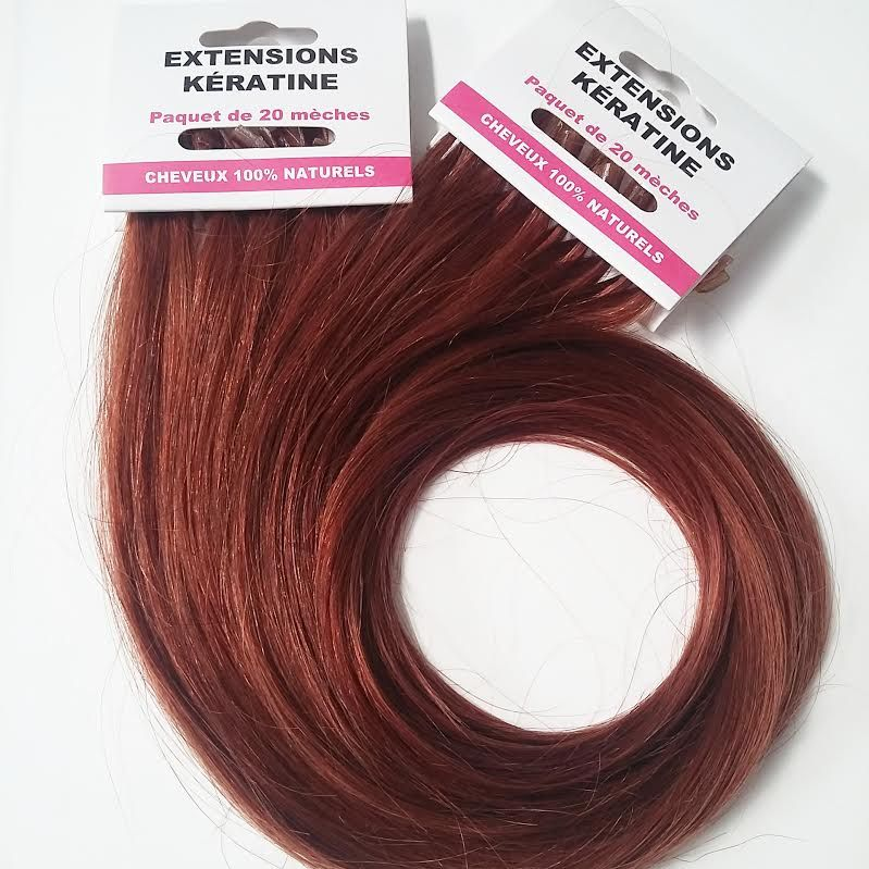 Extension a clip naturel extiff