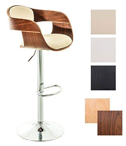 Kingston Amazon Fr Salons Counter Chair Modern Bar Stools Foot Rest